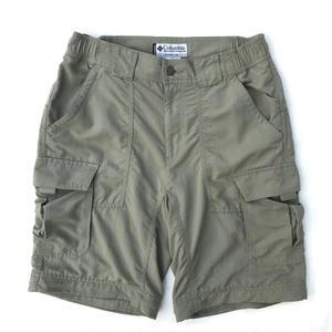 Columbia Nylon Shorts / Khaki / USED