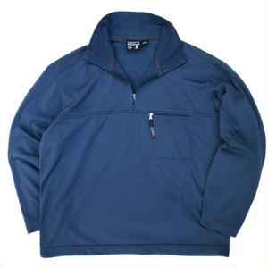 USED patagonia / R1 Pulover Fleece / Navy