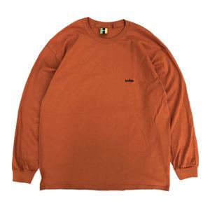 Bedlam / Ashram L/S Tee / Orange