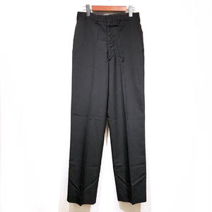OLD Military Slacks / Black