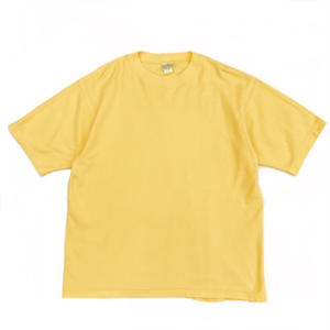 Made in USA / L.L.Bean / Solid Tee  / Yellow / Used