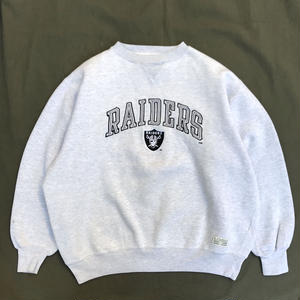 RAIDERS Sweat / Gray / Used