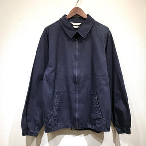 Old L.L.Bean / Cotton Swing Top / Navy M