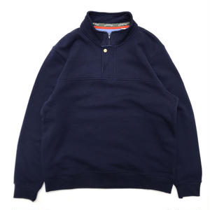 ORVIS / Half Zip Sweat / Navy / Used