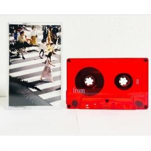 BLACK URBAN TAPES / カセットテープ / crossriver - from