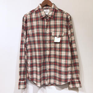 Dead Stock Foundly / Check Shirts
