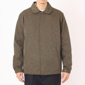 SON OF THE CHEESE/PAISLEY COACH JKT/OLIVE