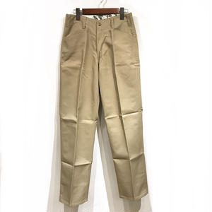 Made in USA / 90s Dead Stock BEN DAVIS  / Work Pants / Beige