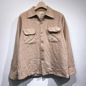 60s PENDLETON / WOOL BOARD SHIRTS