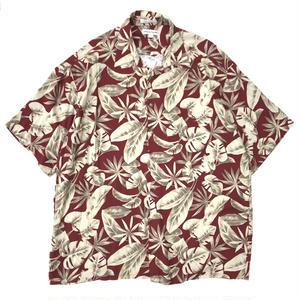 Used Hawaiian Shirt / Red