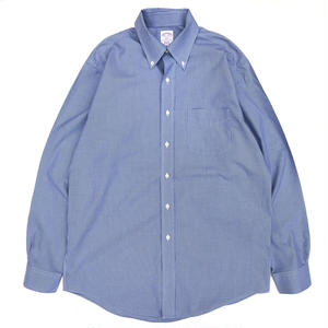 Dead Stock / OLD Brooks Brothers  / B.D.Shirt  / Blue