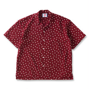 SON OF THE CHEESE / rain dot shirts / WINE