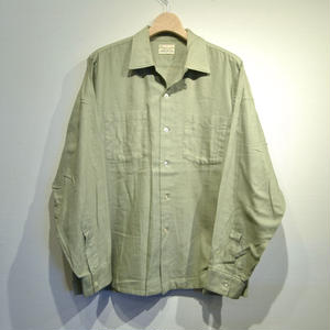 Old Open Collar Shirts / Mint