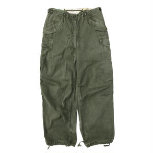 50's US ARMY / M-51 Field Pants / OLIVE