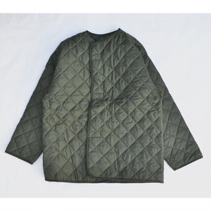 British(ROYAL) AIR FORCE / Quilting Liner Jacket / OLIVE