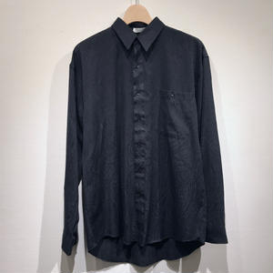 "USED ""BLACK"" SHIRT / Paisley"