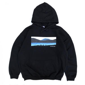 RWCHE /   THE BODY HOODIE   / Black