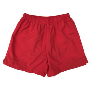 Made in USA / Dead Stock / Thousand Mile /Nylon Shorts / Red