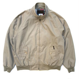 80s Eddie Bauer / Full Zip Swing Top / Beige / Used