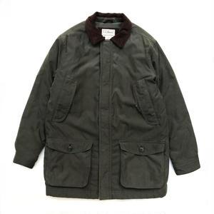 L.L.Bean / Padding Hunting Jacket / Khaki / Used