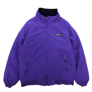 LANDS' END / Nylon Fleece Jacket / Purple / Used