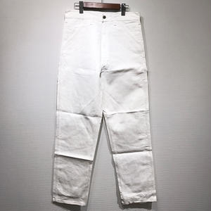 STAN RAY / 80s Dead Stock Painter Pants / WHITE