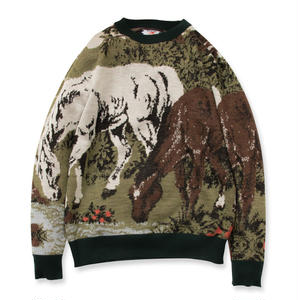 SON OF THE CHEESE / Horse knit / Mix