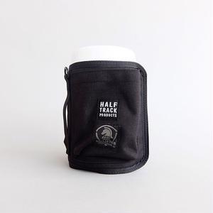 HALF TRACK PRODUCTS × BALLISTICS / WET COVER POCKET / ハーフトラックプロダクツ × バリスティックス / ウェットカバーポケット / ブラック