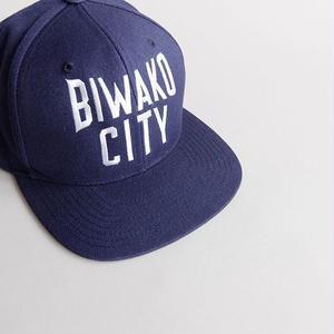 -CONNECT- ORIGINAL / BIWAKO CITY CAP / NAVY / コネクトオリジナル / ビワコシティキャップ / ネイビー
