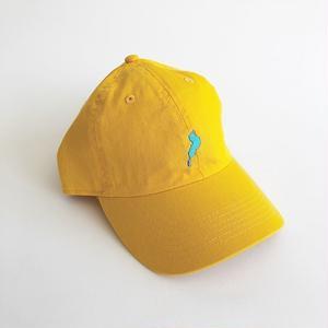 -CONNECT- ORIGINAL / MOTHER LAKE CAP / YELLOW / コネクトオリジナル / マザーレイクキャップ / イエロー