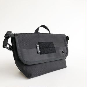 BALLISTICS / KID'S MESSENGER BAG / BLACK / バリスティックス / メッセンジャーバッグ / ブラック