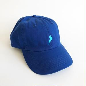 -CONNECT- ORIGINAL / MOTHER LAKE CAP / BLUE / コネクトオリジナル / マザーレイクキャップ / ブルー
