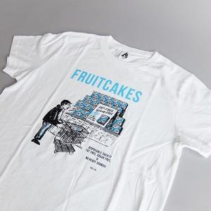 TACOMA FUJI RECORDS / FRUITCAKES  / JERRY UKAI  / WHITE / タコマフジ / ジェリー鵜飼  / ホワイト