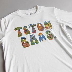 TETON BROS. / TB FONT TEE / WHITE / ティートンブロス / ホワイト