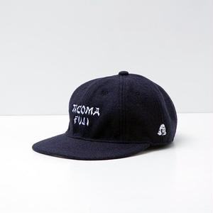 TACOMA FUJI RECORDS / LOGO CAP (6th ver.) / NAVY / タコマフジ / ネイビー