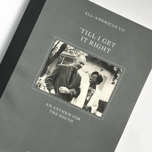 """Title/ ALL-AMERICAN """"Till I Get It Right"""" Author/ Bruce Weber"""