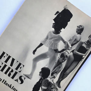 Title/ FIVE GIRLS Author/ Sam Haskins