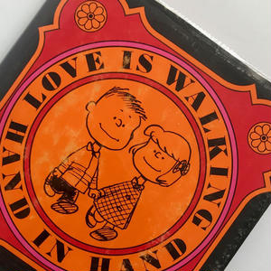 Title/ Love is Walking Hand in Hand Author/ Charles M.Schulz