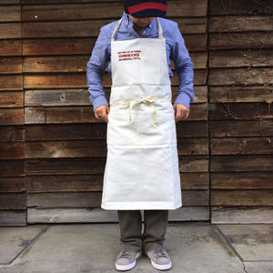 Book Vender Apron  Small-Logo