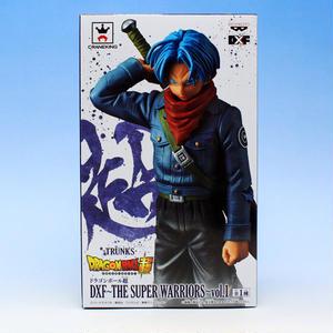 ドラゴンボール超 DXF THE SUPER WARRIORS vol.1 トランクス 青年 アニメ フィギュア グッズ プライズ バンプレスト