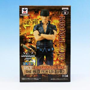 ワンピース DXF THE GRANDLINE MEN ONE PIECE FILM GOLD vol.3 ロロノア・ゾロ アニメ フィギュア グッズ プライズ バンプレスト
