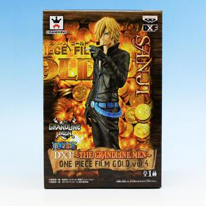 ワンピース DXF THE GRANDLINE MEN ONE PIECE FILM GOLD vol.4 サンジ アニメ フィギュア プライズ バンプレスト