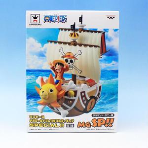 ワンピース メガワールドコレクタブルフィギュアSPECIAL!! サウザンド・サニー号  海賊船 グッズ 模型 プライズ バンプレスト