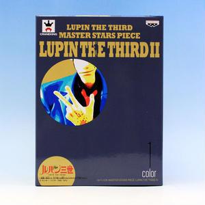 ルパン三世 MASTER STARS PIECE LUPIN THE THIRD II MSP アニメ フィギュア グッズ 模型 プライズ バンプレスト