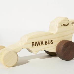 BIWA BUS Wood Toy