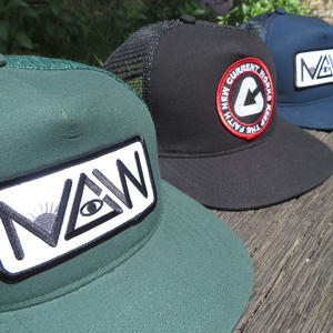 BLUCO×NEW CURRENT WORKS MESH CAP