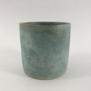 青銅色植木鉢(S)