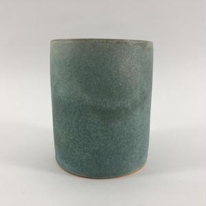 青銅色植木鉢(L)