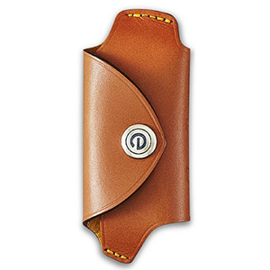DAMD Leather Key Case for MAZDA -brown-