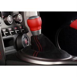 Alcantara Shift Boots for TOYOTA 86 / SUBARU BRZ